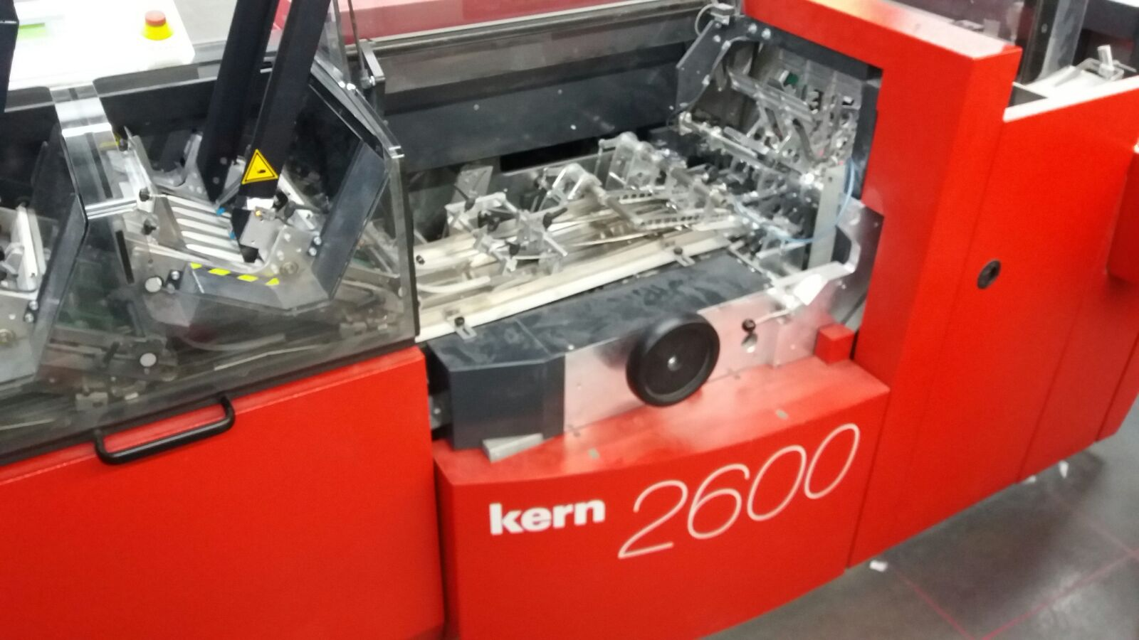 Kern 2600 Cut sheet