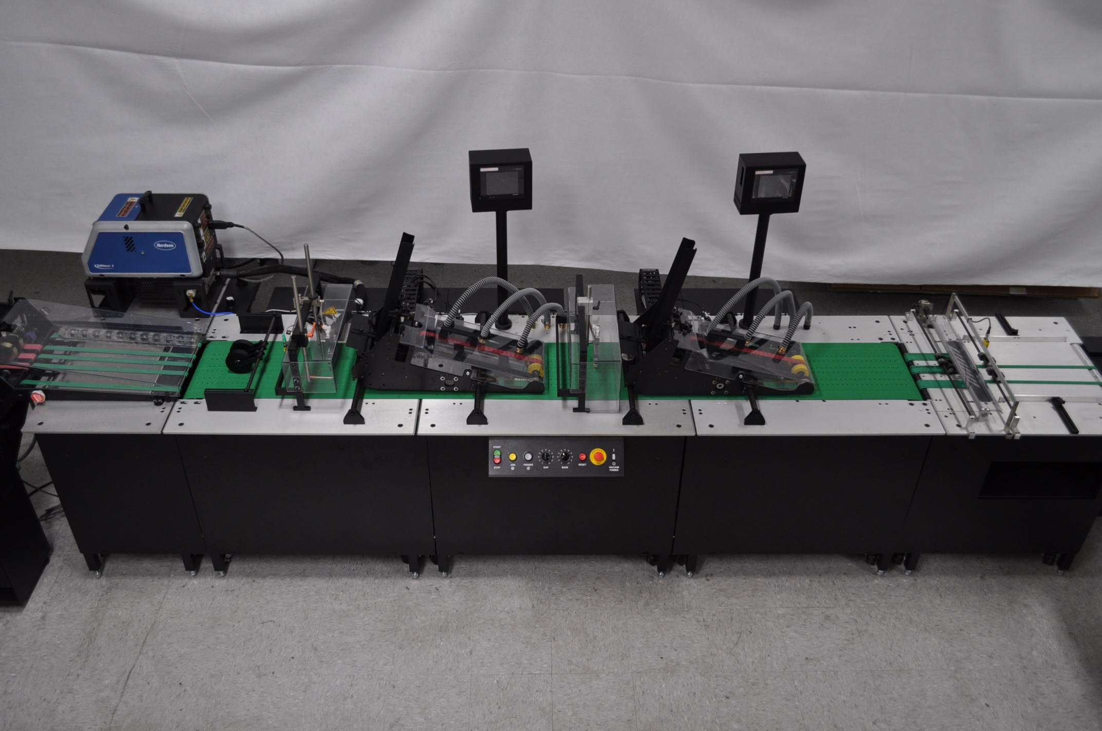 Card Attaching System - APAS 112""
